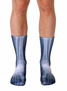 X Ray Crew Socks, cool!!