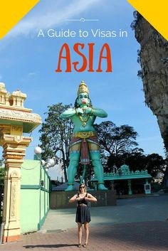 An All-Encompassing Guide to Visas in #Asia! #Travel