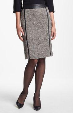 BOSS HUGO BOSS 'Vellisa' Skirt available at #Nordstrom