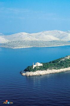 A lighthouse in Kornati archipelago #kornati #croatia