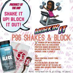 Block & P96 Shakes bit.do/pinkdrink