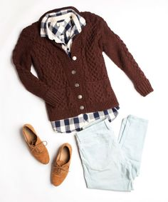 knit picks herne cardigan