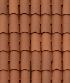 ceramic roof tile seamless texture | TEXRURE | roof | Pinterest ...