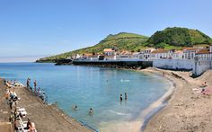 Visit Graciosa Island during your holidays in the Azores. A great place for tourism to discover in your vacations. Azores, Portugal, Beautiful Places In The World, Great Places, Sea Activities, Sunny Beach, Portuguese, Geography, Tourism