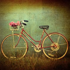 It was a day for riding bikes and making memories… All photographs are printed on premium quality, acid free, archival paper, for a photograph with sharp details, and stunning colors that will last a