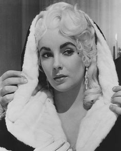 "Elizabeth Taylor in ""Beau Brummell"" (1954)"