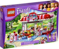 lego friends sets – Google-Suche Friends Cafe, Lego Friends Sets, Lego City, Best Lego Sets, Lego People, All Lego, Lego Parts, Kits For Kids, Lego Brick