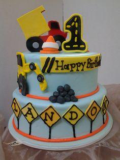 An awesome idea for a boy's birthday!