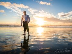 This guy! The talent behind New Zealand's best choirs, Maestro David Squire. 25 years ago he was my music teacher in high school (a great teacher), now he's shaping the best musicians of tomorrow all over the country. Director of the NZ Youth Choir and a whole bunch of youth orchestras. Photographed on Muriwai beach - my favourite new location.