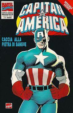 Capitan America è un personaggio che non mi è mai piaciuto. Forse perché sembra un personaggio di propaganda americana, molto nazionalista e non mi sono mai interessata alle sue storie.
