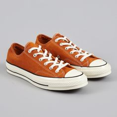 f633925f676ce4 Converse 1970s Chuck Taylor All Star Ox Suede - Orange Bitters