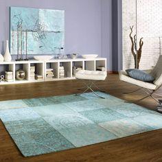 VINTAGE COLLAGE - Designer-Teppiche gewebt - Teppiche - ONLINE-SHOP - Teppich Kibek (Teppich, Teppiche, Teppichboden) - Teppiche kaufen im Shop (Teppiche, Teppich, Teppichboden)