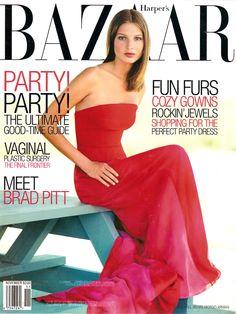 Bazaar November 1998 - Bridget Hall