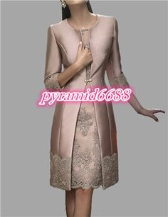 New Mother Of The Bride Dresses Free Jacket Wedding Formal Satin Gown/Outfit in Clothes, Shoes & Accessories, Wedding & Formal Occasion, Mother of the Bride | eBay!