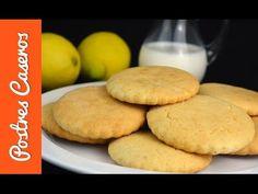 Galletas de limón y leche condensada | Cocina