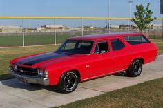 1971 Chevrolet Chevelle SS Wagon