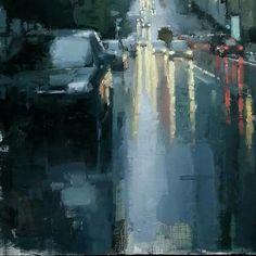 Density (details) - oil by James Kroner