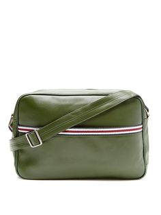 Iconic Flight Messenger Bag by Ben Sherman Accessories at Gilt