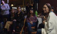Vidal participó de un almuerzo organizado por la Fundación Banco Provincia con referentes sociales