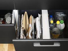 Ikea Portugal, Recycling Station, Pot Filler, Crates, Tiling, Pull Apart, Transportation