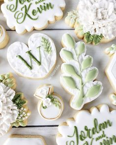 Spice Cookies, Sugar Cookies, Engagement Party Cookies, Cookie Decorating, Decorating Ideas, Bakers Gonna Bake, Custom Cookies, Sugar And Spice, Different Recipes