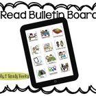 iRead bulletin board for genres