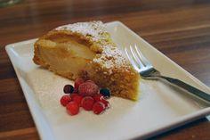 Birnen-Ingwer-Kuchen