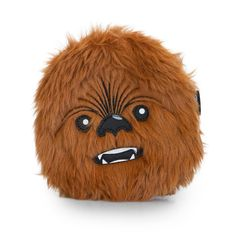 We want Chewbacca-everything. No doubt we love this Star Wars coin purse.