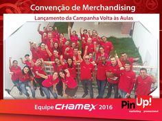 Equipe Chamex - Volta ás Aulas 2016