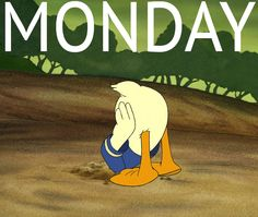 It's that time again... #Monday