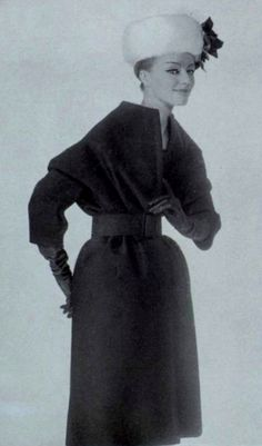 1959 Coat  Nina Ricci