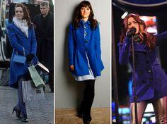 Por Dentro... em Rosa: Azul é lindo !