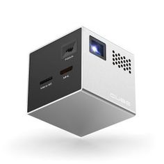 The Cube works with your MHL/HDMI devices so you can transform your smartphone screen into a display. Discover how the tiny Cube will make a big impression. Unique Gifts For Dad, Best Dad Gifts, Cool Gifts, Mobile Projector, Pico Projector, Phone Projector, Mini Projektor, Led Projektor, Cell Phone Plans