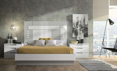 Dormitorio EOS 122