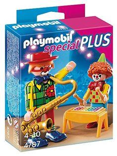 Playmobil - 4787 - Clowns Musiciens, http://www.amazon.fr/dp/B00FJR0H7A/ref=cm_sw_r_pi_awdl_VWrGwb1FRYCH3