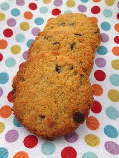 gluténmentes kókuszos keksz Paleo, Yami Yami, Muffin, Chips, Low Carb, Gluten Free, Sweets, Minden, Healthy Recipes