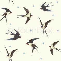 Swallows - Tattoo ideas for Megan