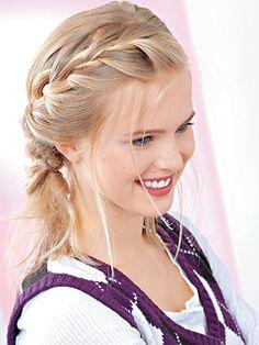 9 schnelle Styling-Hits - Beauty-Trends Frisuren -