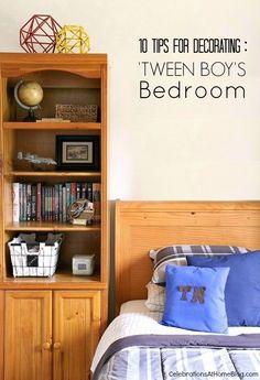 Tween Boy Bedroom tween boy room reveal with glidden   room paint colors, tween and boys
