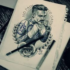 Neotraditional Design From Roza! - Sake Tattoo Crew - Sake Tattoo Crew
