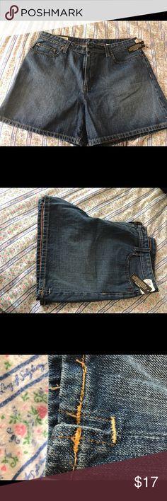 Ralph Lauren denim shorts Medium wash denim shorts Polo by Ralph Lauren Shorts Jean Shorts