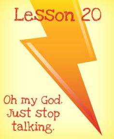 The Stir-Lesson 20: 12 Things You Should Never Say to Your Child