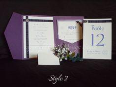 scottish style weddings | Handmade Scottish Tartan Wedding Invitations Style 2 in Pride of ...