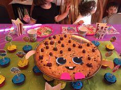 Kookie Cookie cake