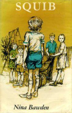 Squib, written by Nina Bawden, illustrated by Shirley Hughes