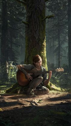 HD wallpaper: Naughty Dog, the last of us part II, PlayStation, Ellie, Ashley Johnson Last Of Us, Gaming Wallpapers, Animes Wallpapers, The Lest Of Us, Wow Art, Life Is Strange, Video Game Art, Resident Evil, Best Games