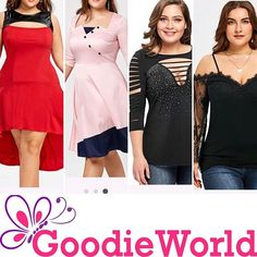 Great clothing for the great woman that you are. Have a look at our items and you'll be amazed at the affordable prices. Great Women, Plus Size Outfits, Curvy, Clothes For Women, Woman, Formal Dresses, Clothing, Shopping, Collection
