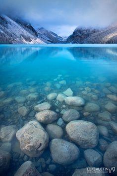 drxgonfly:Lake Louise - Canada (by Luke Austin)