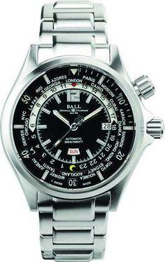 BALL Engineer Master II Diver Worldtime Watch