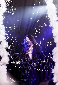 Tuomas Holopainen...his vibrant creativity is so inspiring! (Nightwish, Ilosaarirock 2013)